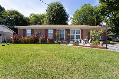 Davidson County Single Family Home For Sale: 1517 Antioch Pike
