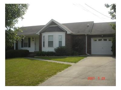Clarksville Rental For Rent: 110 Whitehall Drive