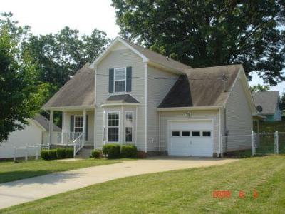 Clarksville Rental For Rent: 978 Roedeer Drive