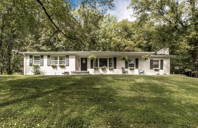 Goodlettsville Single Family Home For Sale: 449 Moncrief Ave