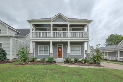 Nashville Single Family Home For Sale: 309 54th Ave N