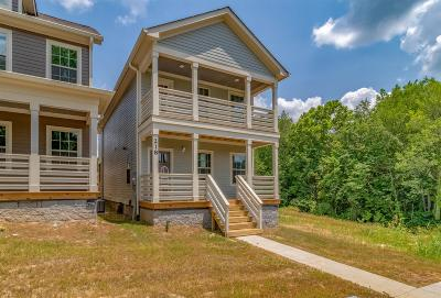 Ashland City Single Family Home For Sale: 218 Olive Row
