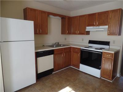 Clarksville Rental For Rent: 111 #2 Hickory Trace