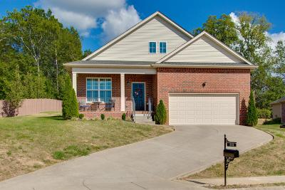 Mount Juliet Single Family Home For Sale: 1066 Oakhall Dr