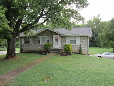 Nashville Single Family Home Under Contract - Not Showing: 209 Margo Ln