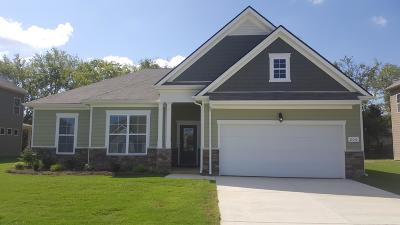 Wilson County Single Family Home For Sale: 206 Princeton Drive Lot 47