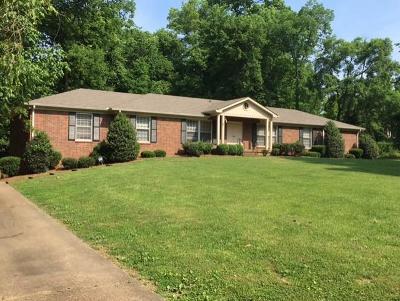Nashville Rental For Rent: 3425 Valley Brook
