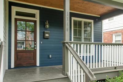 Nashville Rental For Rent: 1114 Calvin Ave