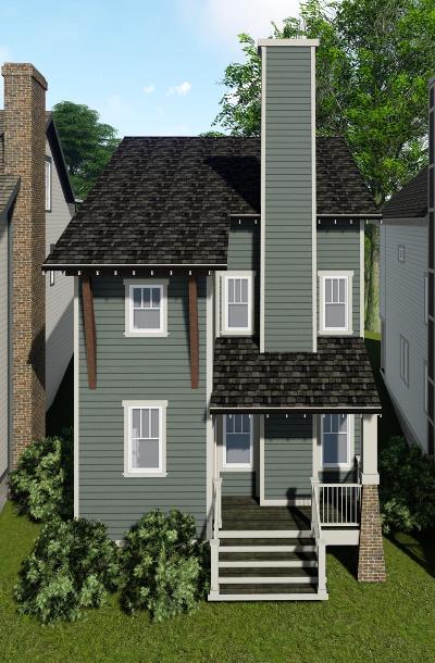 Nashville Single Family Home For Sale: 3420 Shelby Bottoms Bend