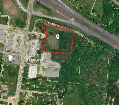 Residential Lots & Land For Sale: Woodbury Hwy