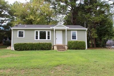 Bedford County Single Family Home For Sale: 312 Jarrell St