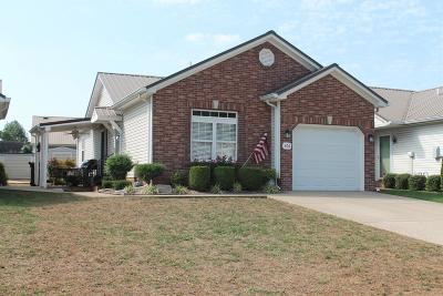 Christian County Single Family Home For Sale: 306 Deerwood Drive