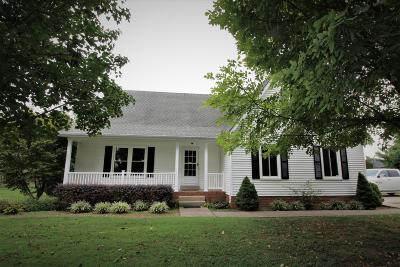 Rutherford County Single Family Home For Sale: 4643 Barfield Crescent Rd