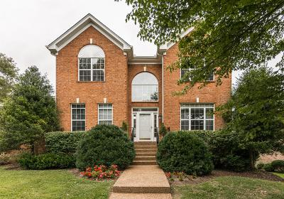 Goodlettsville Single Family Home Under Contract - Not Showing: 509 Indian Hills Mound