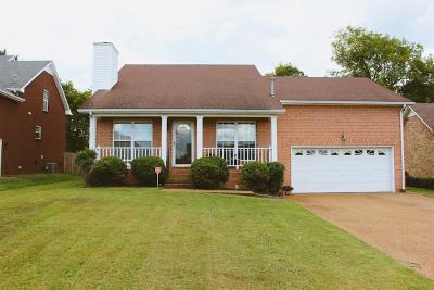 Hendersonville Single Family Home For Sale: 115 Edgeview Dr