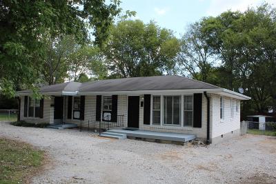 Madison Multi Family Home For Sale: 823 Gallavista Ave