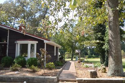 Franklin County Single Family Home For Sale: 1057 Paynes Church Rd