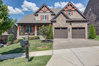 Nolensville Single Family Home For Sale: 312 Whitman Ct