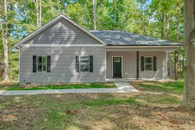 White Bluff Single Family Home Under Contract - Showing: 855 Hawkins Road