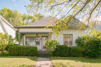 Sylvan Park Single Family Home For Sale: 4403 Idaho Ave