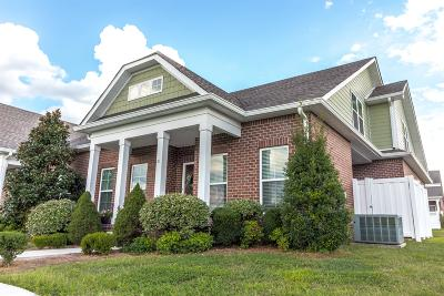 Christian County, Ky, Todd County, Ky, Montgomery County Condo/Townhouse Under Contract - Not Showing: 456 Pond Apple Rd #21
