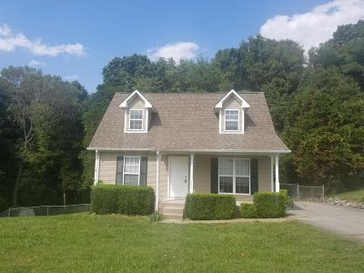 Clarksville Single Family Home Under Contract - Showing: 359 Treeland Dr