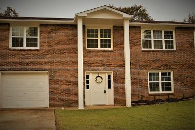 Single Family Home For Sale: 606 Granger Ln