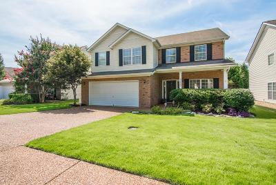 Franklin Single Family Home Under Contract - Not Showing: 3220 Dark Woods Dr