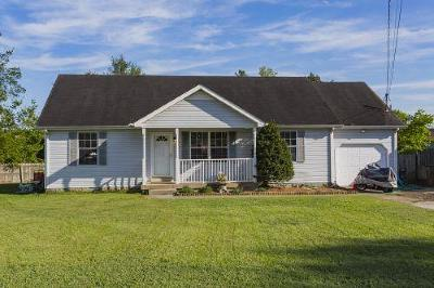 Davidson County Single Family Home Under Contract - Not Showing: 1724 Greenhart Ct