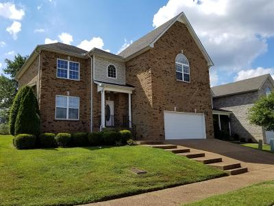 Davidson County Single Family Home For Sale: 115 Sundown Dr