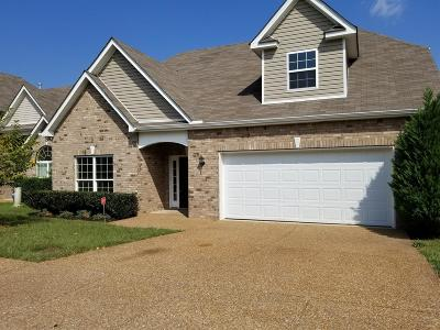 Davidson County Single Family Home For Sale: 1508 Sunbeam Dr