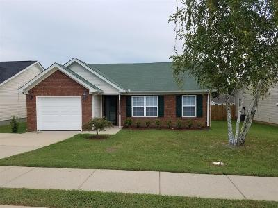 Davidson County Single Family Home Under Contract - Not Showing: 7541 W Winchester Dr