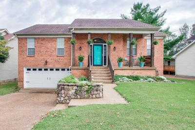 Hermitage Single Family Home For Sale: 2120 Strombury Dr