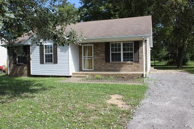 Clarksville Single Family Home For Sale: 771 Needmore Rd