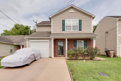 Nashville Single Family Home Under Contract - Not Showing: 2880 Creekbend Dr