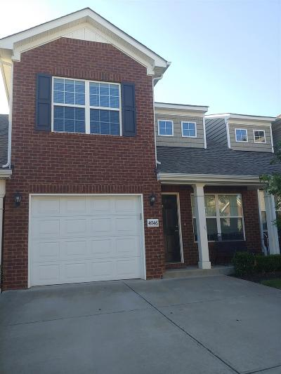 Smyrna Condo/Townhouse Under Contract - Not Showing: 4046 Rhythm Dr