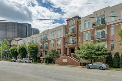 Nashville Condo/Townhouse For Sale: 205 31st Ave N Apt 104 #104