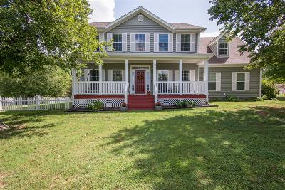 Columbia Single Family Home For Sale: 940 Carter's Creek Pike