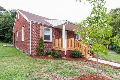 Nashville Single Family Home For Sale: 925 42nd Ave N