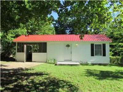 Christian County, Ky, Todd County, Ky, Montgomery County Single Family Home For Sale: 1229 Greenfield Dr