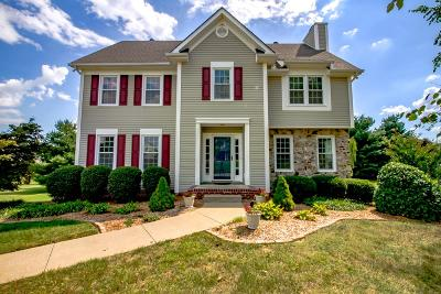 Montgomery County Single Family Home Under Contract - Not Showing: 257 Avignon Way