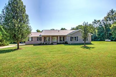 Mount Juliet TN Single Family Home For Sale: $625,000