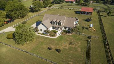 Williamson County Single Family Home For Sale: 6626 Arno College Grove Rd