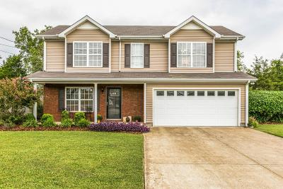 Murfreesboro Single Family Home For Sale: 5158 Morgan Taylor Dr