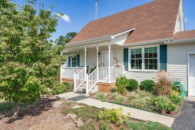 Columbia  Single Family Home For Sale: 2285 Zion Rd
