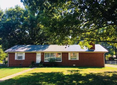 Bedford County Single Family Home For Sale: 115 Horseshoe Dr