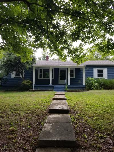 Old Hickory Single Family Home For Sale: 1304 Donelson Ave