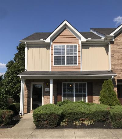 Rutherford County Condo/Townhouse For Sale: 3220 Terrapin Ct