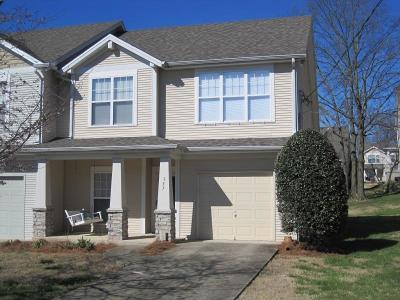 Nashville Condo/Townhouse For Sale: 357 Normandy Cir