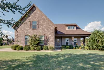 Murfreesboro Single Family Home For Sale: 510 Urlacher Drive